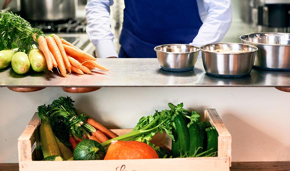 La Fine Gamelle, plats sur-mesure validés par les vétérinaires nutritionnistes, 100% produits frais.